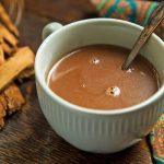 Πικάντικη ζεστή σοκολάτα