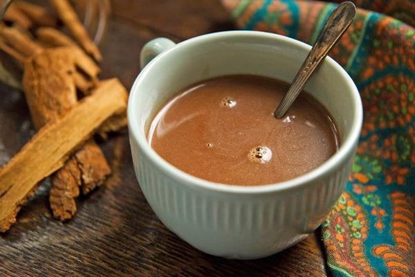Πικάντικη ζεστή σοκολάταΣυνταγή