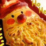 Άγιος Βασίλης από ψωμί συνταγή