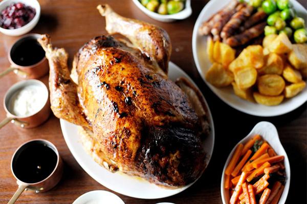 συνταγές για το χριστουγεννιάτικο τραπέζι