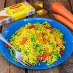 Ρύζι στο τηγάνι Συνταγή