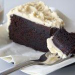 Κέικ σοκολατένιο με μαύρη μπίρα Συνταγή