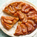 αναποδη μηλοπιτα συνταγη