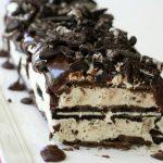 Εύκολη τούρτα παγωτό στο πι και φι