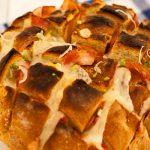 Ψωμί τράβα-τσίμπα