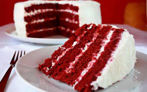 Συνταγη Red Velvet Cake