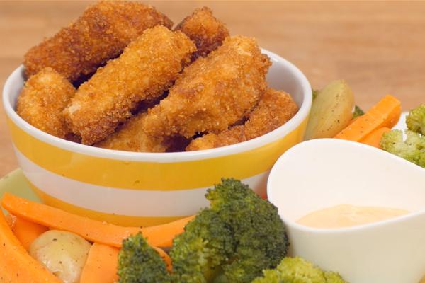 Κοτόπουλο πανέ συνταγή
