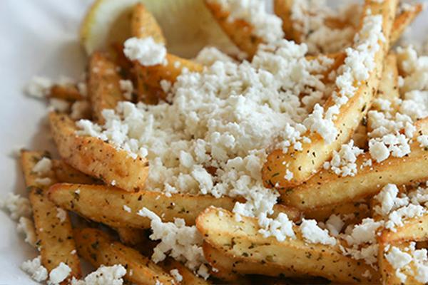 8 tips για τέλειες τηγανητές πατάτες