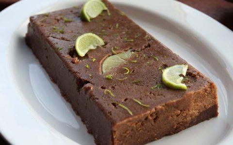συνταγη χαλβας με σοκολατα