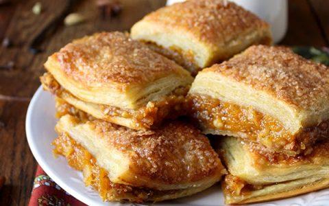 Γλυκιά πίτα με κολοκύθα