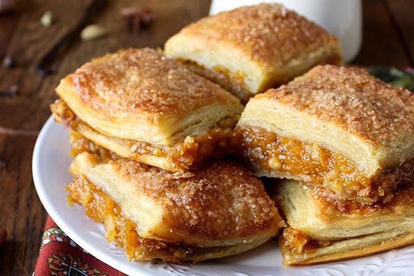 Γλυκιά πίτα με κολοκύθα Συνταγή