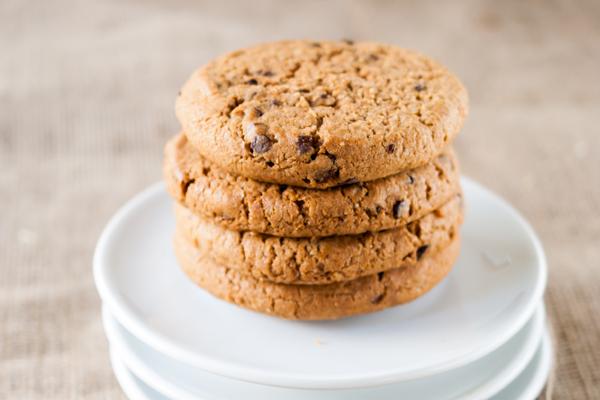 Μαλακά μπισκότα σε 10 λεπτά