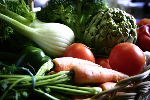 Φεβρουάριος, φρέσκα φρούτα και λαχανικά
