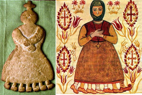 Κυρά Σαρακοστή, το έθιμο και η συνταγή | MamaPeinao.gr