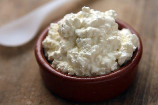 Ανάκληση τυρί cottage