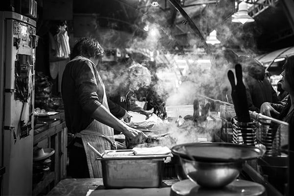 Eξομολόγηση ενός Έλληνα σεφ στο εξωτερικό