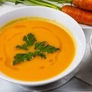 Καροτόσουπα συνταγή