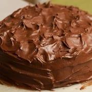 Κέικ σοκολάτα Συνταγή