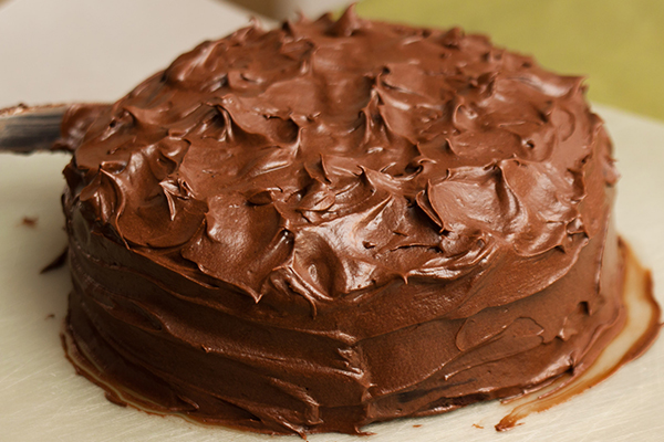 Συνταγή για κέικ σοκολάτα