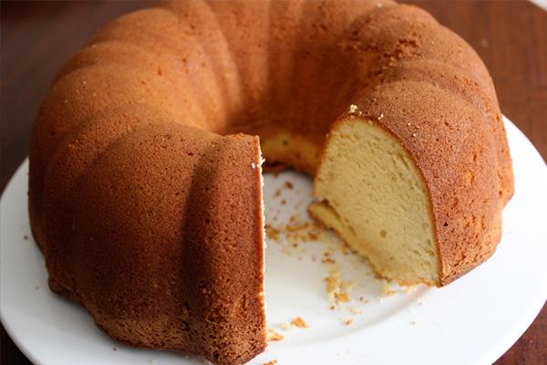 Κέικ βανίλια συνταγή