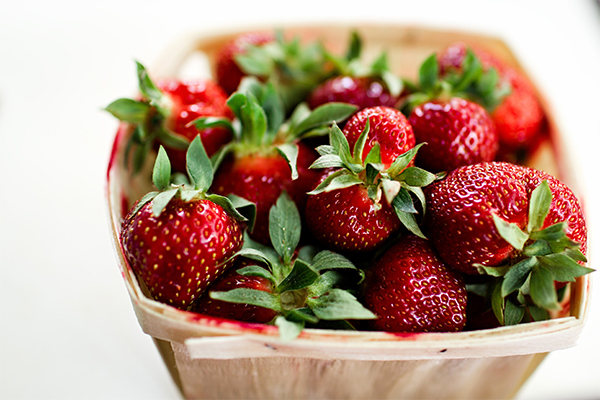 Μολυσμένα φρούτα και λαχανικά