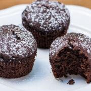 Σοκολατένια muffins