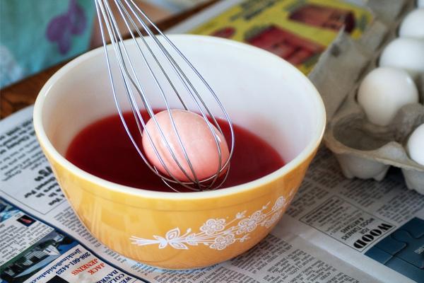8 μυστικά για το βάψιμο των πασχαλινών αυγών