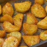 Πατάτες φούρνου συνταγή