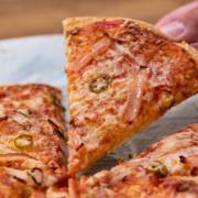 Πίτσα με γρήγορη ζύμη