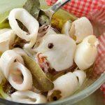 Καλαμάρια τουρσί συνταγή