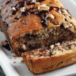 Ψωμί σοκολάτα & φουντούκια