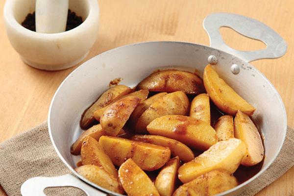 Πικάντικες baby πατάτες