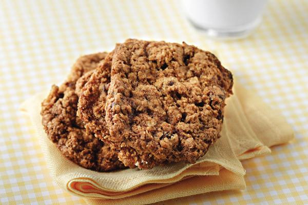 Μπισκότα με δημητριακά