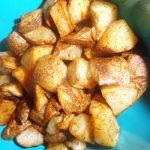 Πικάντικες πατάτες Συνταγη