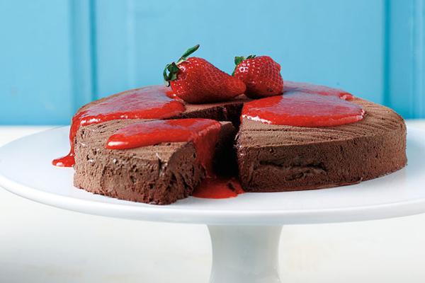 Τούρτα σοκολατίνα Συνταγή