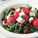 Σαλάτα με καρπούζι και φέτα Συνταγή