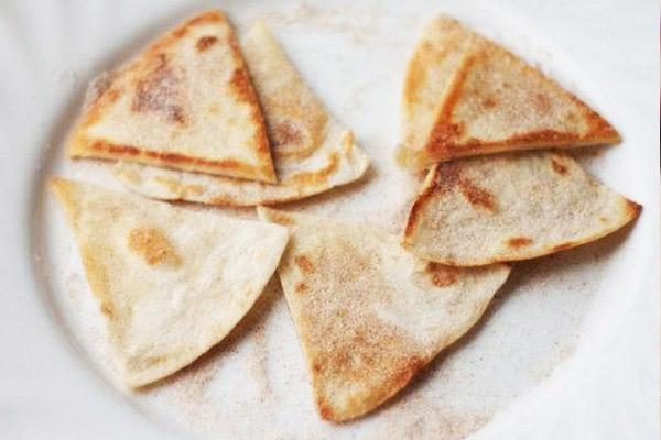 Τσιπς τορτίγιας συνταγή