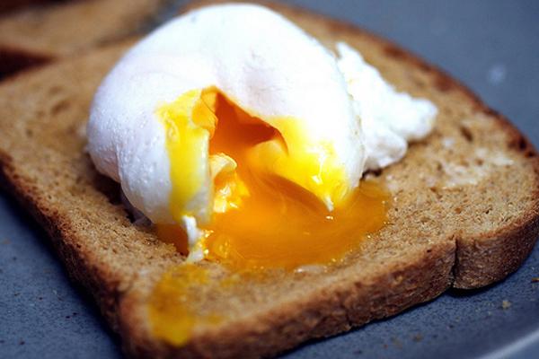 Αυγά ποσέ