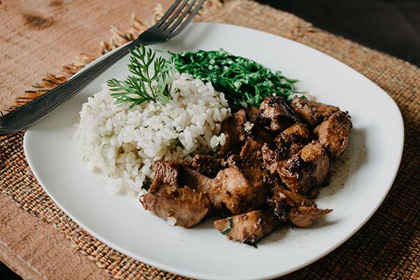 Το ρύζι στη μαγειρική
