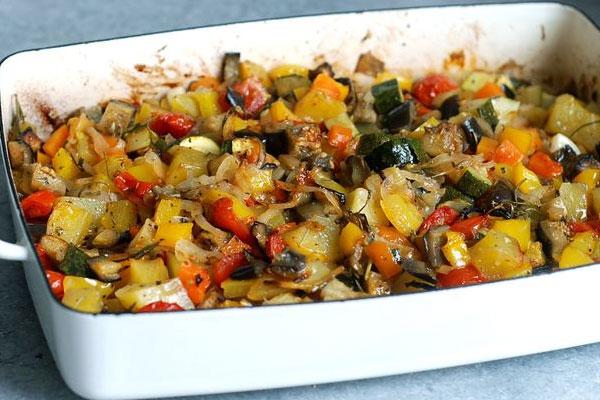 Σοφαγάδα ή τουρλού στο φούρνο συνταγή