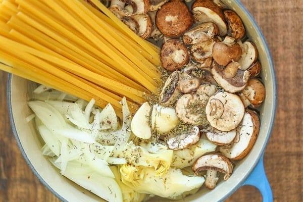 Συνταγές με μανιτάρια