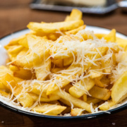 Τηγανητές πατάτες Συνταγή