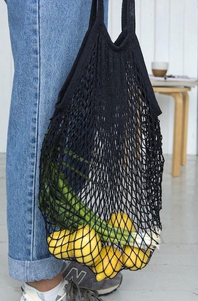 τσάντα δίχτυ