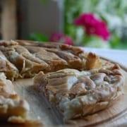 Τυρόπιτα με κρέμα τυριού Συνταγή
