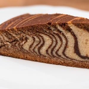 Δίχρωμο κέικ
